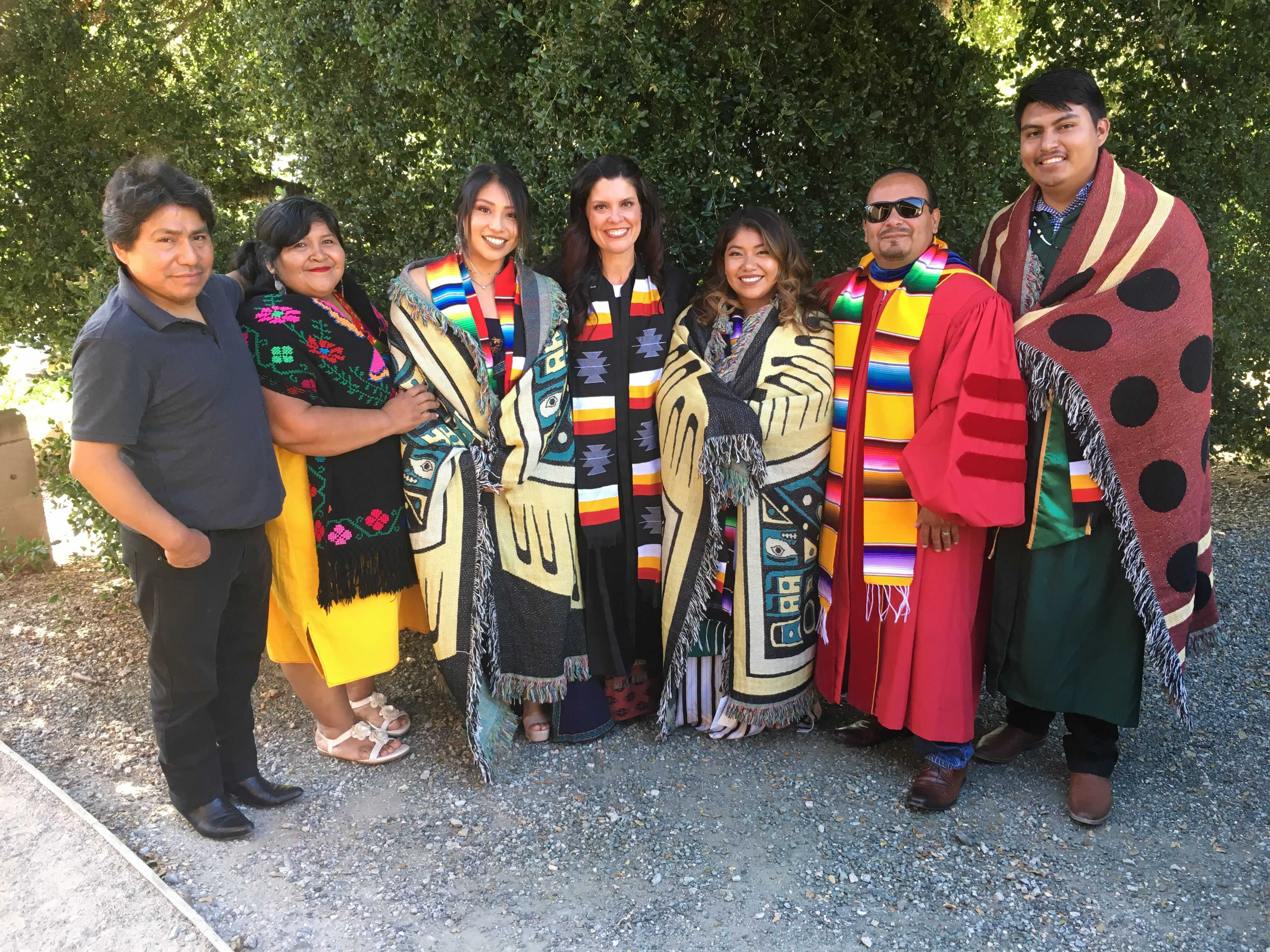 Native and Indigenous Community Members