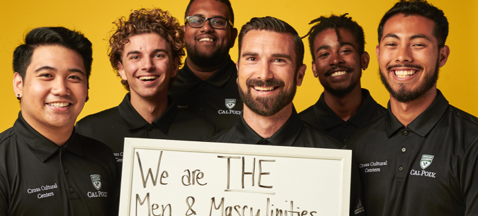 Picture of 2019-2020 Men & Masculinities 6-person team