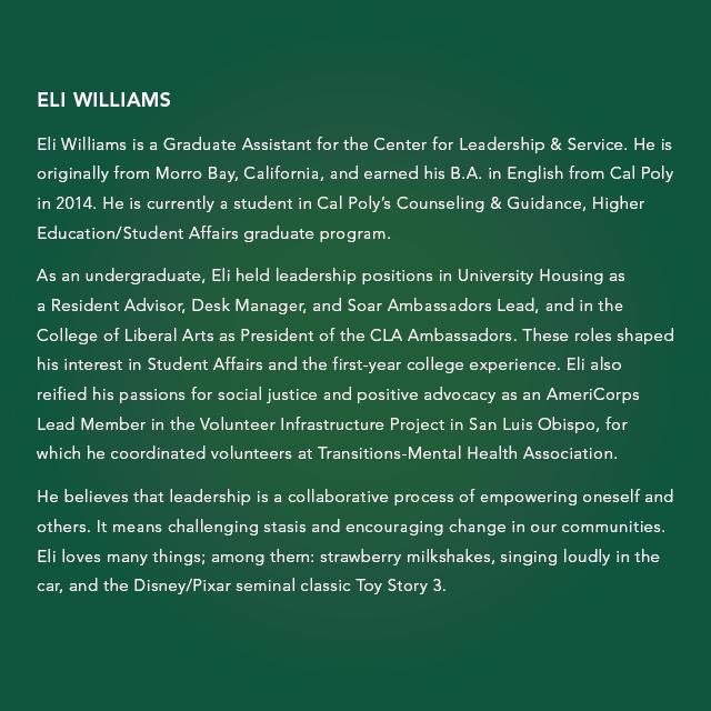 A description of Eli