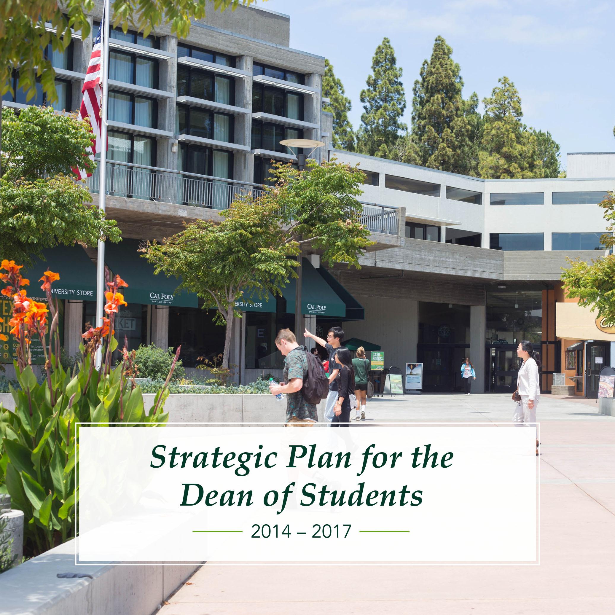 Dean of Students Strategic Plan Link