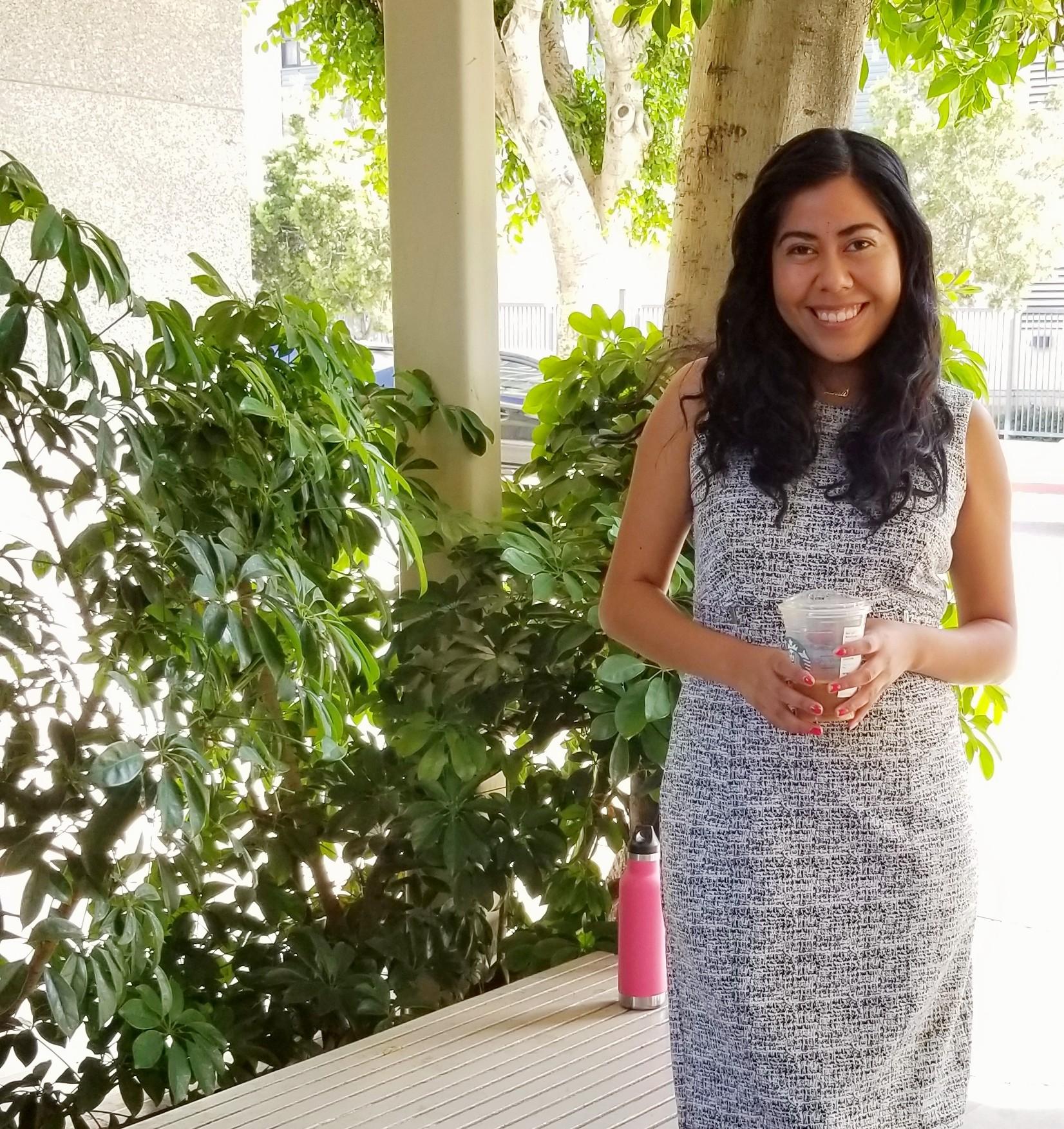 Image of Dream Center Coordinator, Vania Agama