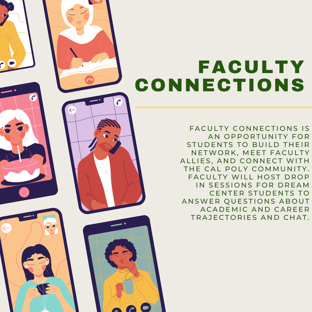 Faculty Connections Flyer