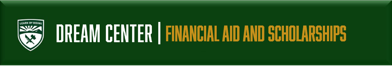 Dream Center - Financial Aid and Scholarships