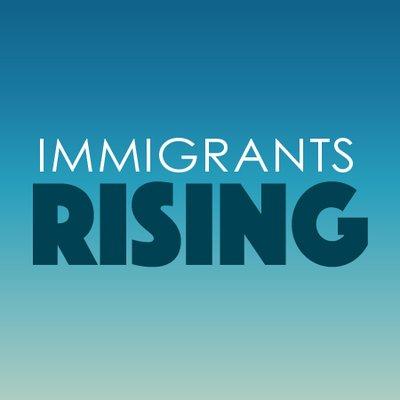 Immigrants Rising Logo