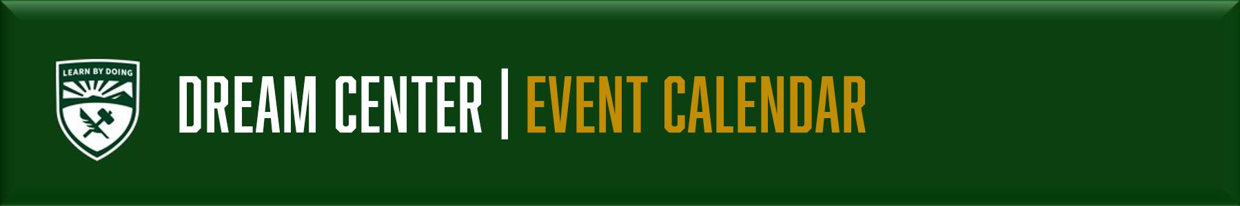 Dream Event Calendar