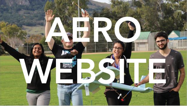 Aerospace Engineering Department Website
