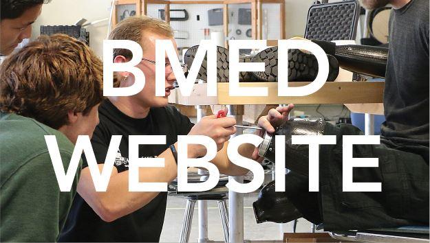 Biomedical Engineering Department Website