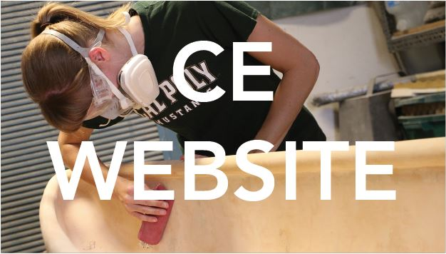 Civil Engineering Department Website