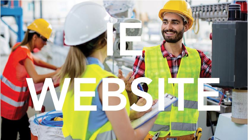 Industrial Engineering Website