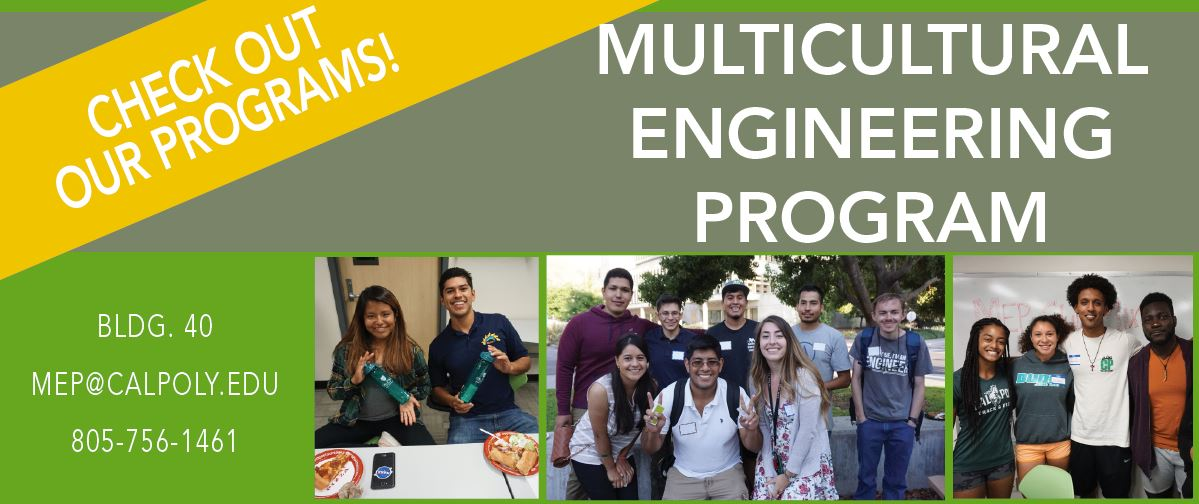 Multicultural Engineering Program