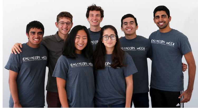 Engineering Student Council group
