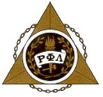 Logo for Rho Phi Lambda