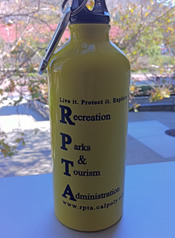 RPTA water bottle