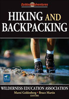 Goldenberg Book Hiking and  Backpacking