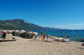 Picture of Lake Tahoe