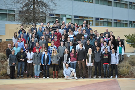 Group picture for Startup Weekend SLO