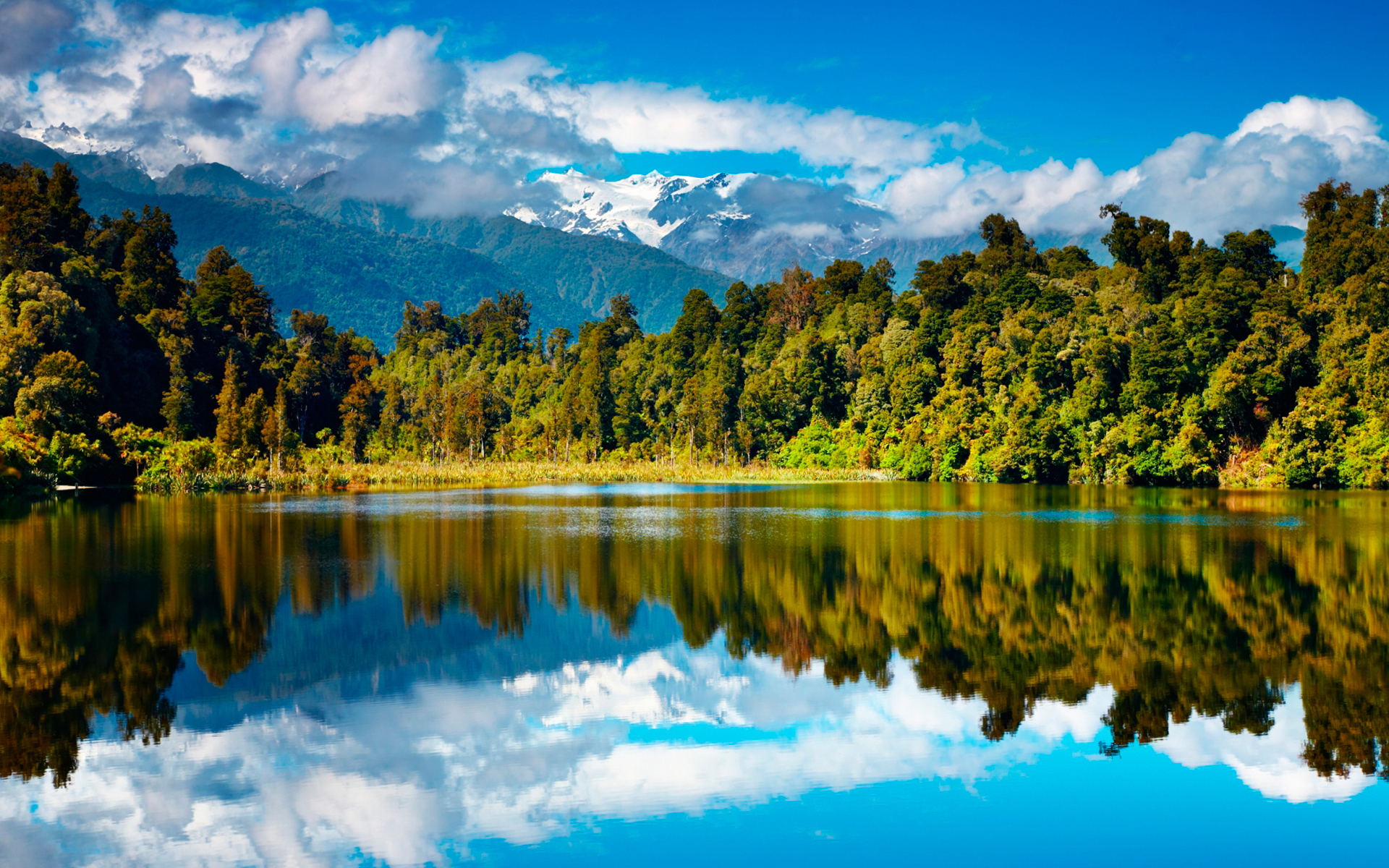 Picturesque New Zealand