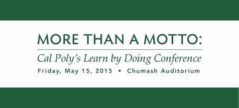 Banner for More than a Motto conference