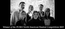 The Home Sharing Experience Convention team from Cal Poly was selected as the winner of the PCMA's North American Student Competition 2019.