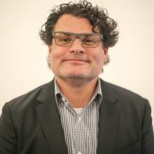 Rodrigo Espinosa VP George P Johnson