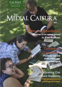 Medial Caesura Issue 1, Spring 2013