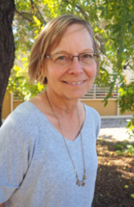 Sue Birkenseer, Cal Poly English Alumna