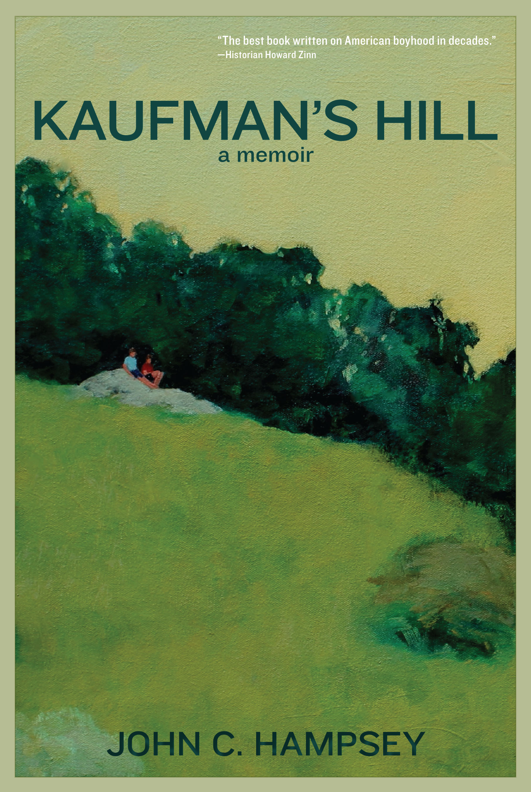 Kaufman's Hill book cover