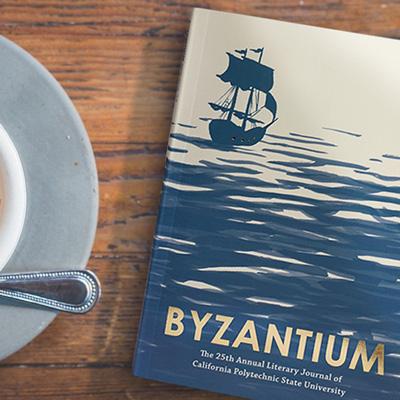 Byzantium 2015 Cover