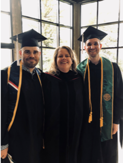 Graduate Program Awards, Cal Poly English Department