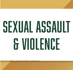 Sexual Assault & Violence Prevention