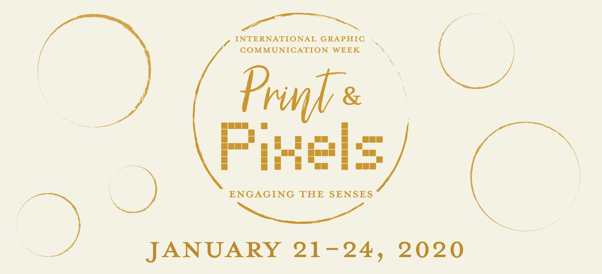 International Printing Week Banner