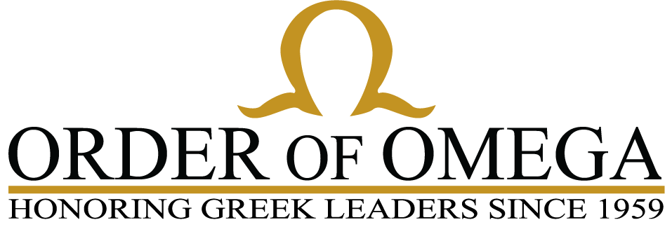 Order of Omega / Honoring Greek Leaders Since 1959