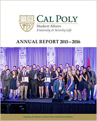 Fraternity & Sorority Life Annual Report 2015-2016
