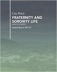 Fraternity & Sorority Life Annual Report 2017-2018