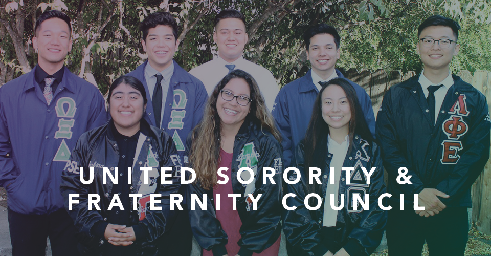 United Sorority And Fraternity Council