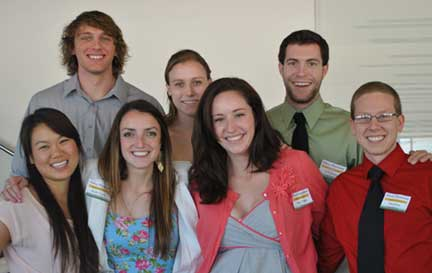 History Scholarship Recipients, 2011