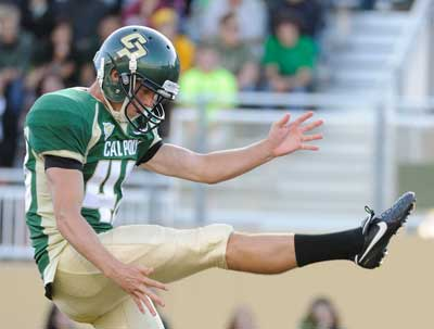 Paul Hundley, Cal Poly Football