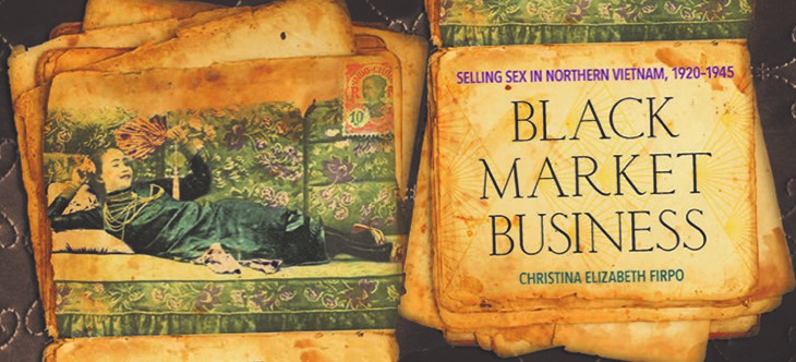 Book cover: Blacke Market Business
