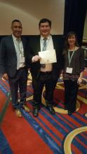 Dr. Cameron Jones Wins Antonine Tibesar Prize, January 2018