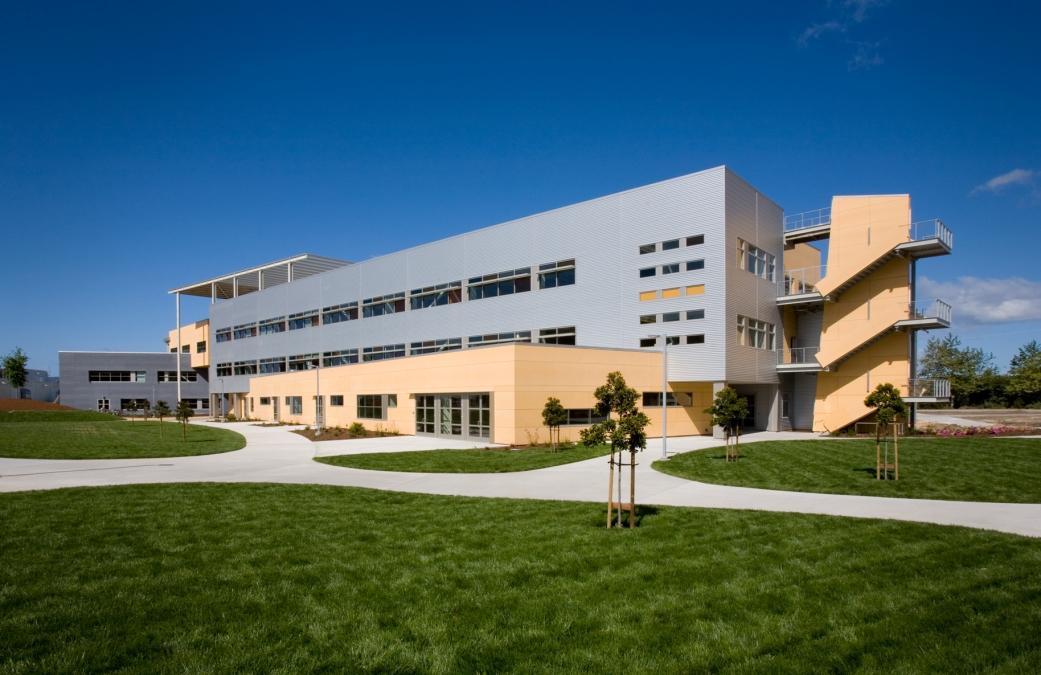 Building 192 exterior