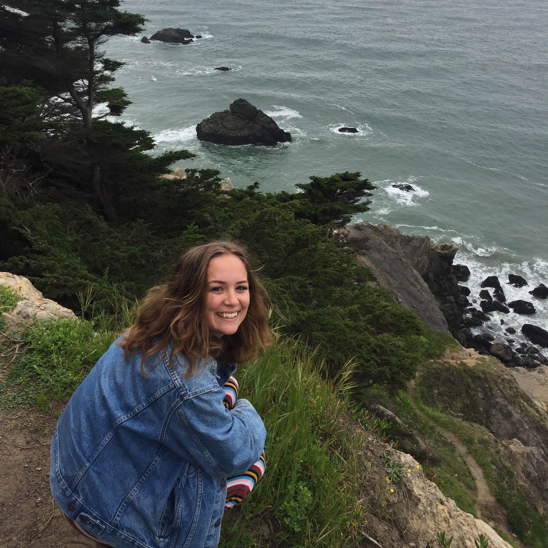 Emily Merten, scholarship recipient
