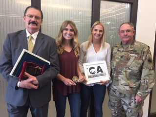 CCPR with California Military Department