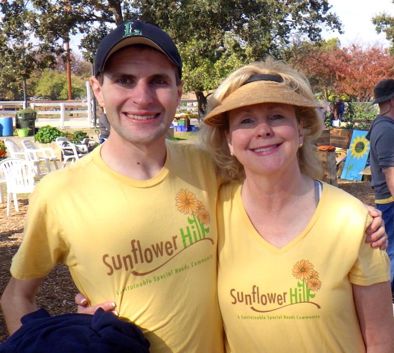 Sunflower Hill