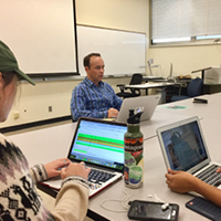 Cal Poly Journalism Media Management Course