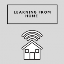 learning from home