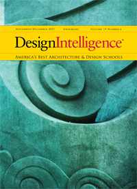 Image of cover of DesignIntelligence 2014 survey