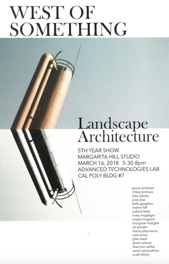 News & Events - Landscape Architecture - Cal Poly, San Luis Obispo