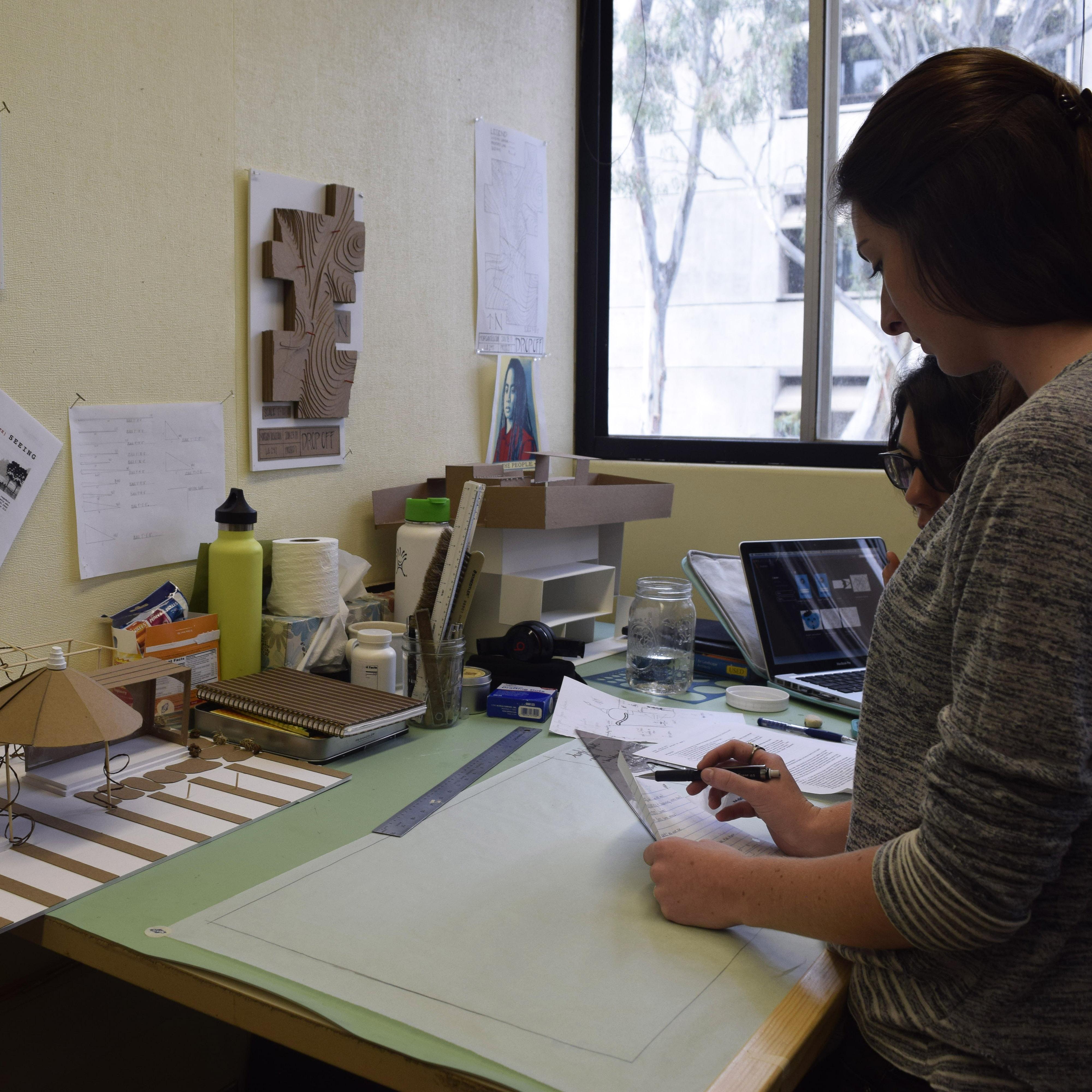 professional positions landscape architecture cal poly san luis