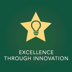 Excellence through innovation
