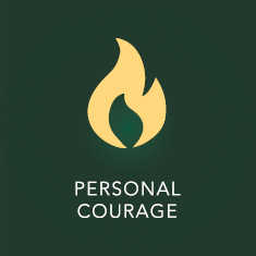 Personal Courage